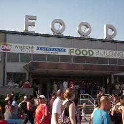 Food Building at CNE