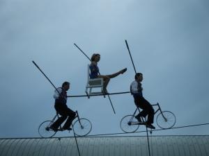 Flying Wallendas 2013
